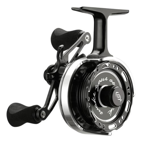 13 Fishing Black Betty 6061 Inline Ice Reel (RH) – $89.95 (shipped)