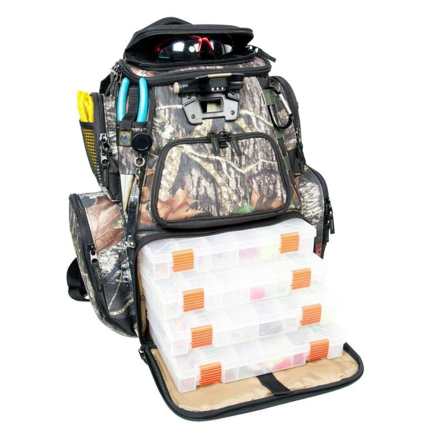 Wild River 604 Tackle Tek Nomad LED Lighted BackPack (Mossy Oak) – $142.77 (shipped)