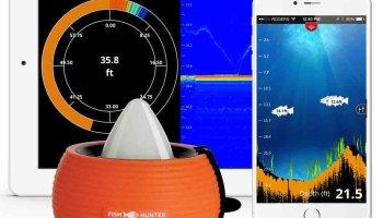 fishhunter 3.0 military grade & directional 3d portable fish, Fish Finder