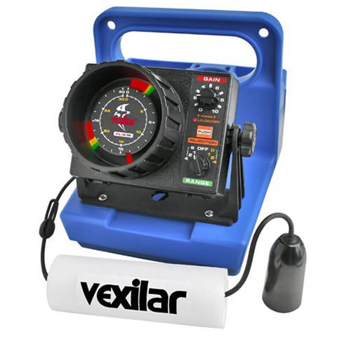 Vexilar FL-20 Pro Pack II with Ice-Ducer Fish Finder by ...