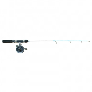 Eagle claw cold smoke inline ice combo for Ice fishing deals