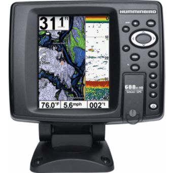 humminbird 688cxi hd sonar/gps combo – $199.99 – icefishingdeals, Fish Finder